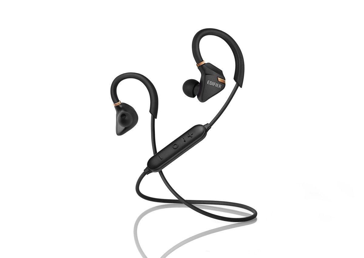Edifier Słuchawki W296BT bezprzewodowe Bluetooth czarne