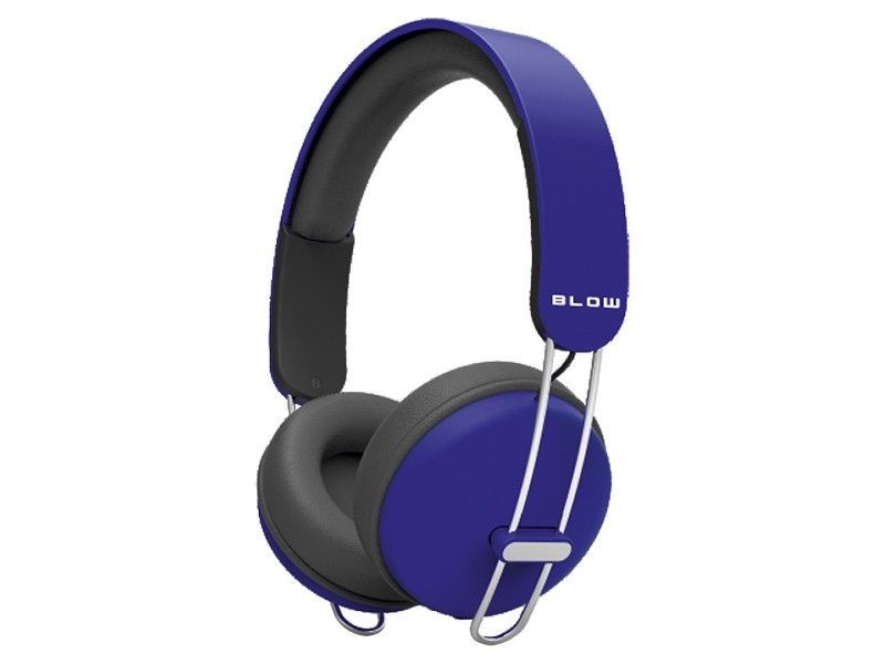 BLOW 32-793# Słuchawki HDX200 DARK BLUE