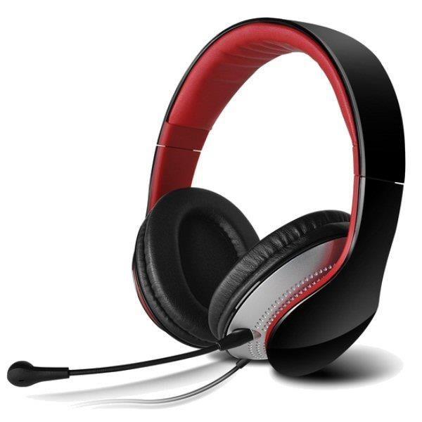 Edifier Słuchawki K830 czerwono/czarne