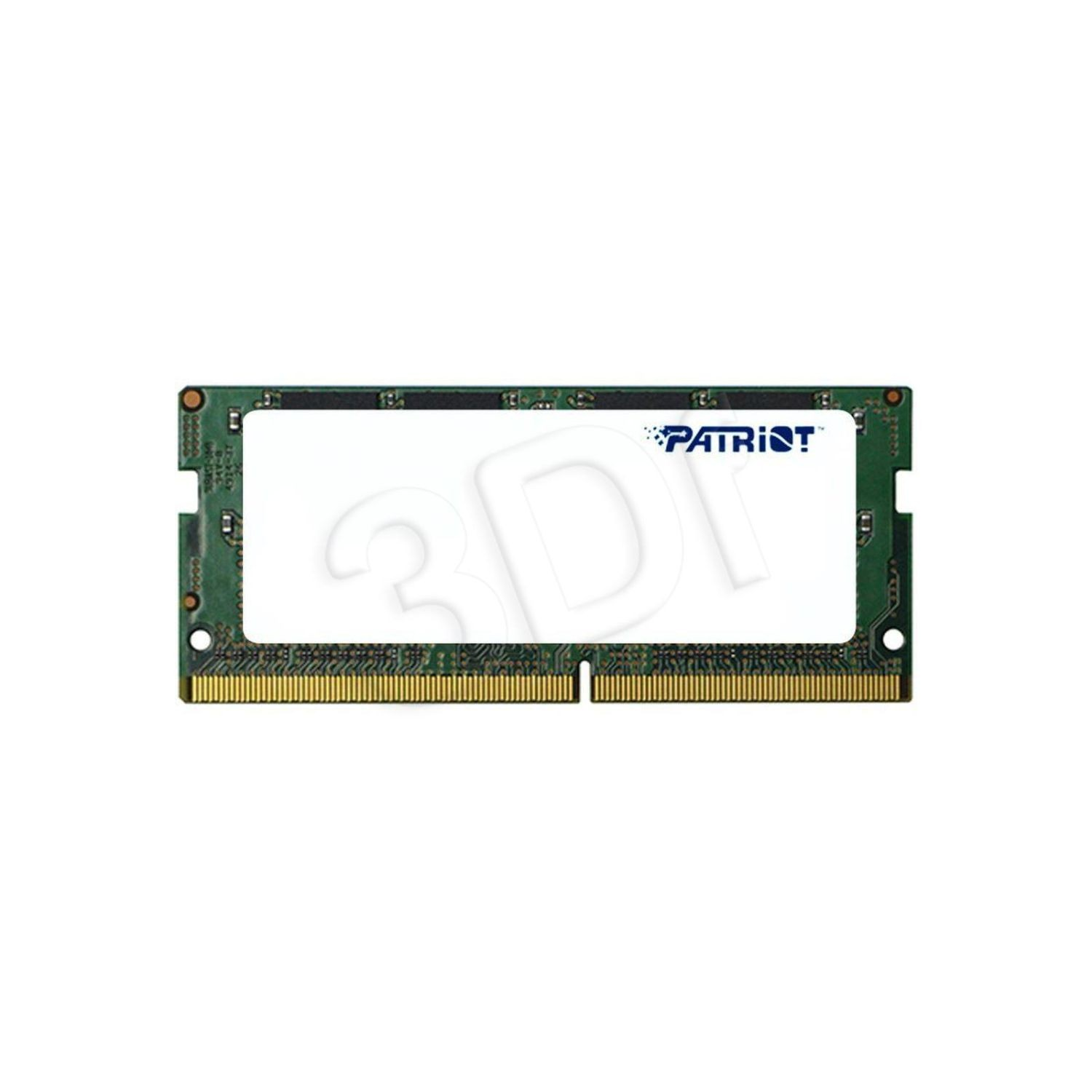 Patriot PSD48G240081S Signature DDR4 8GB 2400MHz CL17 SODIMM
