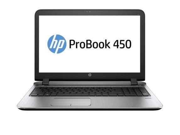 HP ProBook 450 G3 i3-6100U 15,6 500/4G/W7+10P 2LB44ES