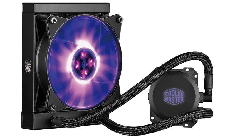 Cooler Master MasterLiquid ML120L RGB Intel, AMD