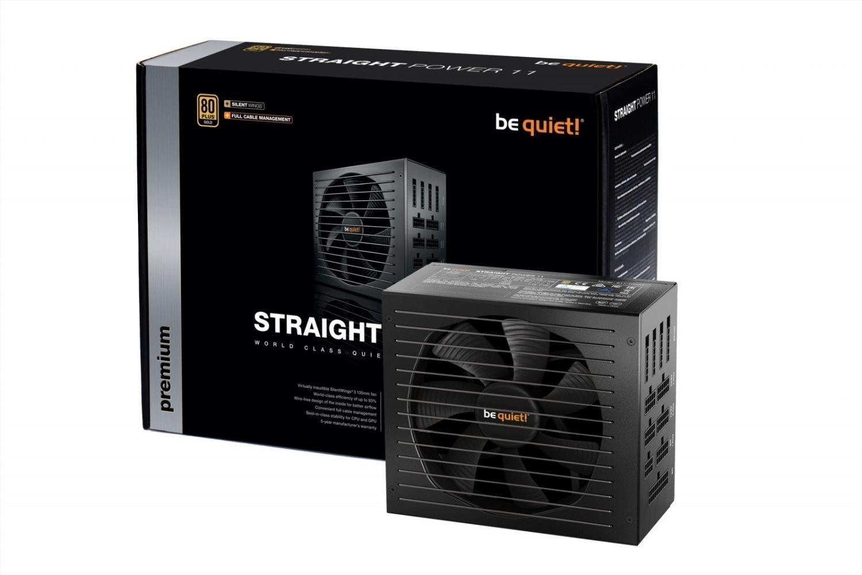 be quiet! Zasilacz Straight Power 11 750W 80+ GOLD F.MODU BN283