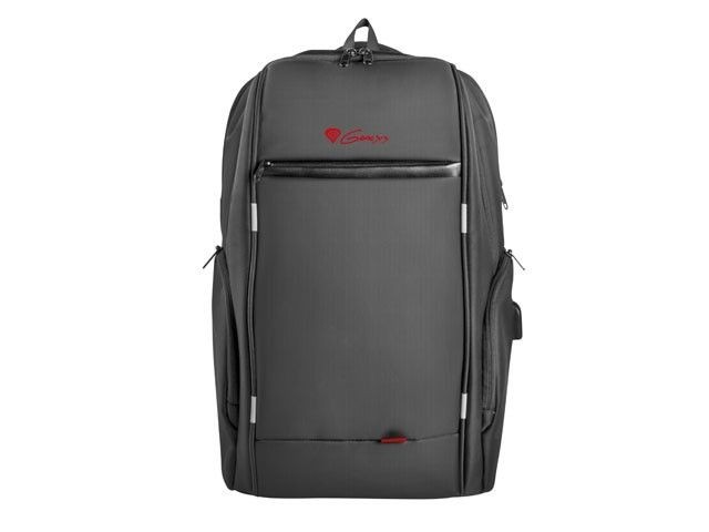 Genesis Plecak Notebook Pallad 400 15,6'' czarny USB