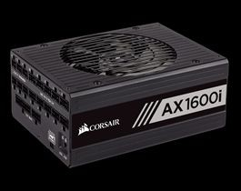 Corsair Zasilacz AX1600I 1600W 80+ TITANIUM F.MODULAR ATX EU