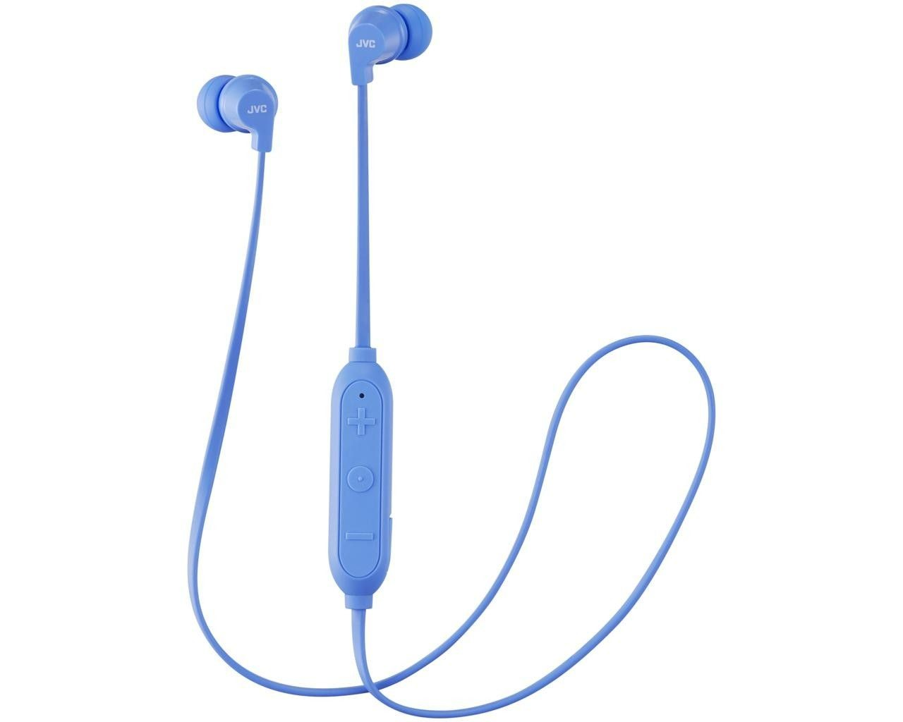 JVC HA-FX21BT niebieskie