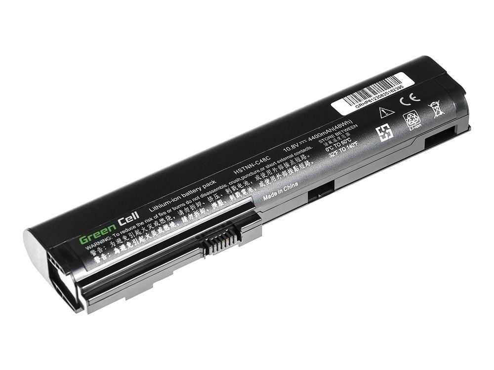 Green Cell Bateria HP EliteBook 2560p 11,1V 4,4Ah