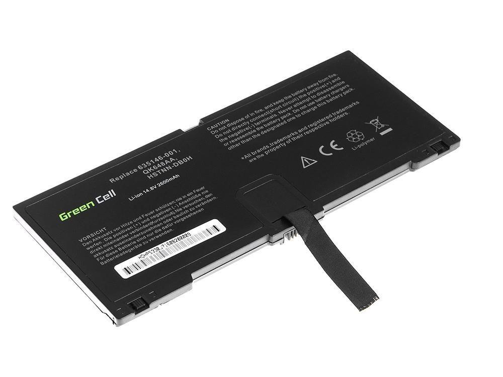 Green Cell Bateria do HP ProBook 5330m 14,4V 2,6Ah