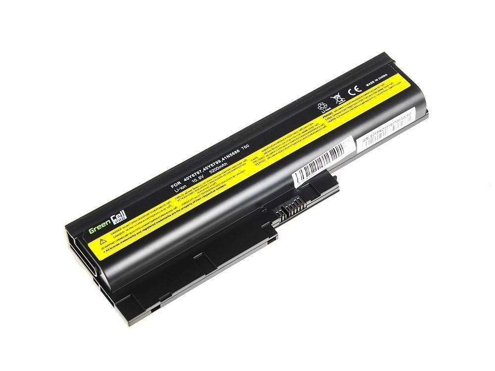 Green Cell Bateria PRO do Lenovo T60 41N5666 11,1V 5,2Ah