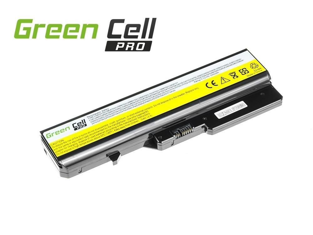 Green Cell Bateria PRO do Lenovo B575 09L6Y02 11,1V 5,2Ah