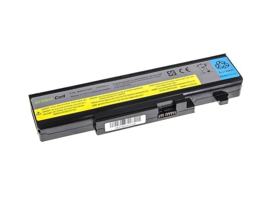 Green Cell Bateria do Lenovo Y450G L08L6D13 11,1V 4,4Ah