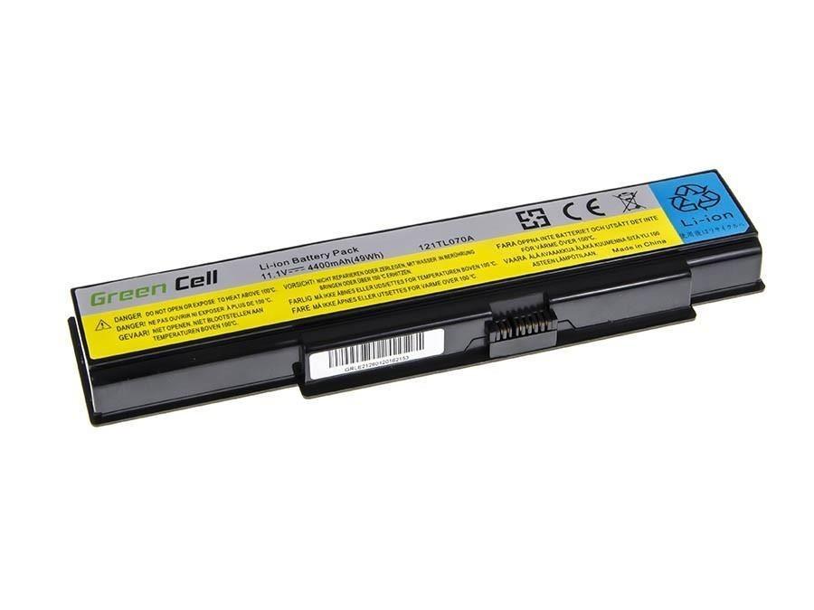 Green Cell Bateria do Lenovo Y510 45J77O6 11,1V 4,4Ah