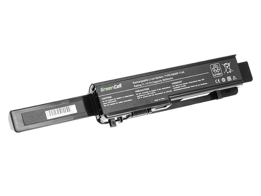 Green Cell Bateria do Dell 1745 U150P U164P 11,1V 6,6Ah