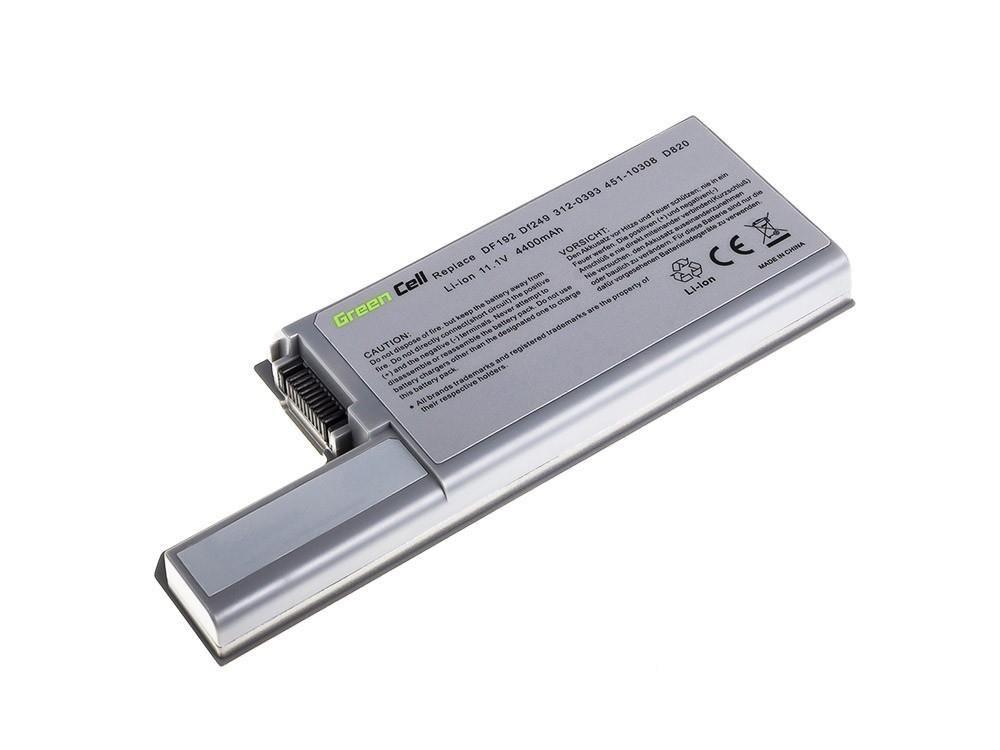 Green Cell Bateria do Dell D531 CF623 DF192 11,1V 4,4Ah