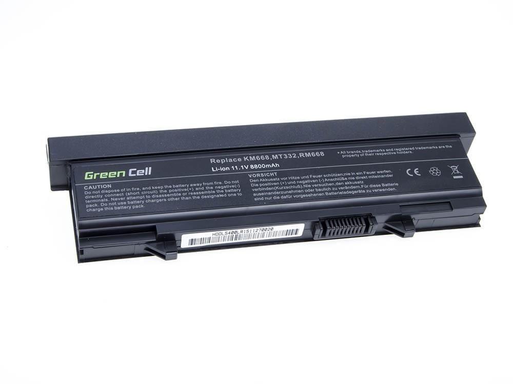 Green Cell Bateria Dell Latitude E5400 11,1V 8,8Ah