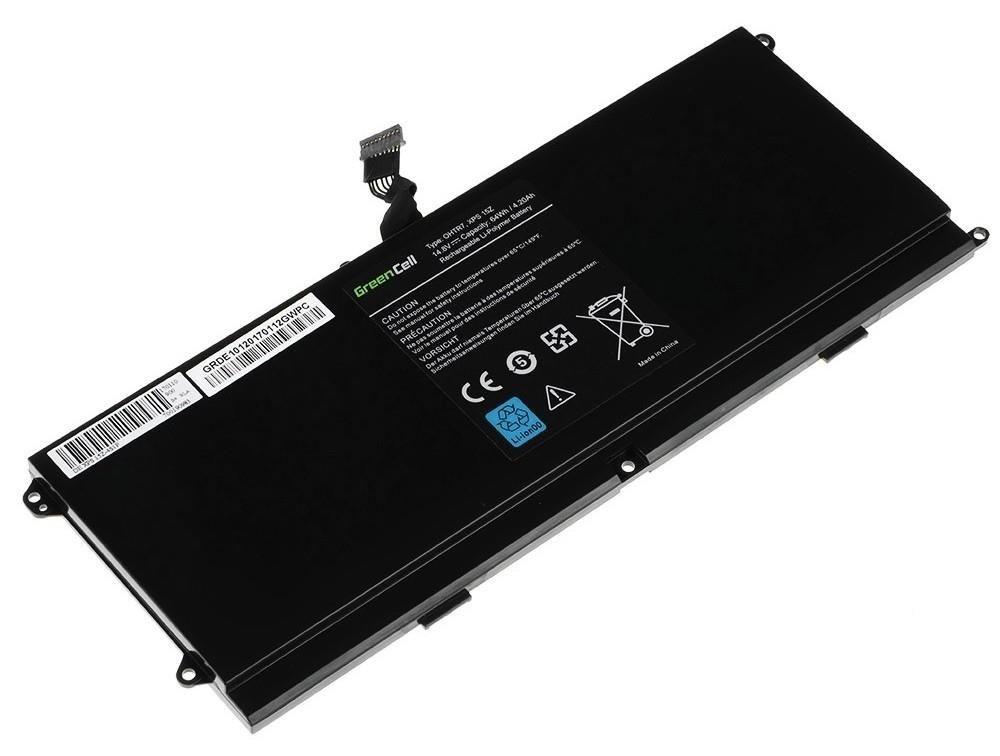 Green Cell Bateria do Dell XPS 15z 0HTR7 14,4V 3,6Ah