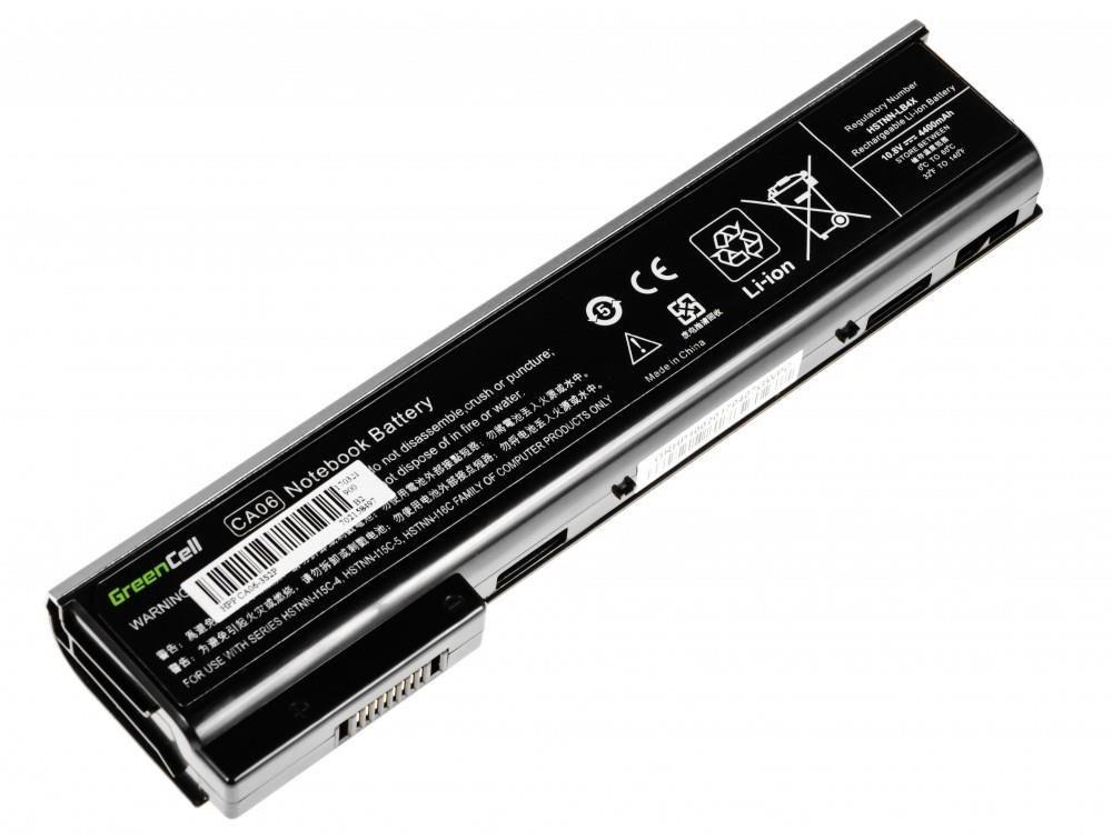 Green Cell Bateria do HP 640 G1 11,1V 4400mAh