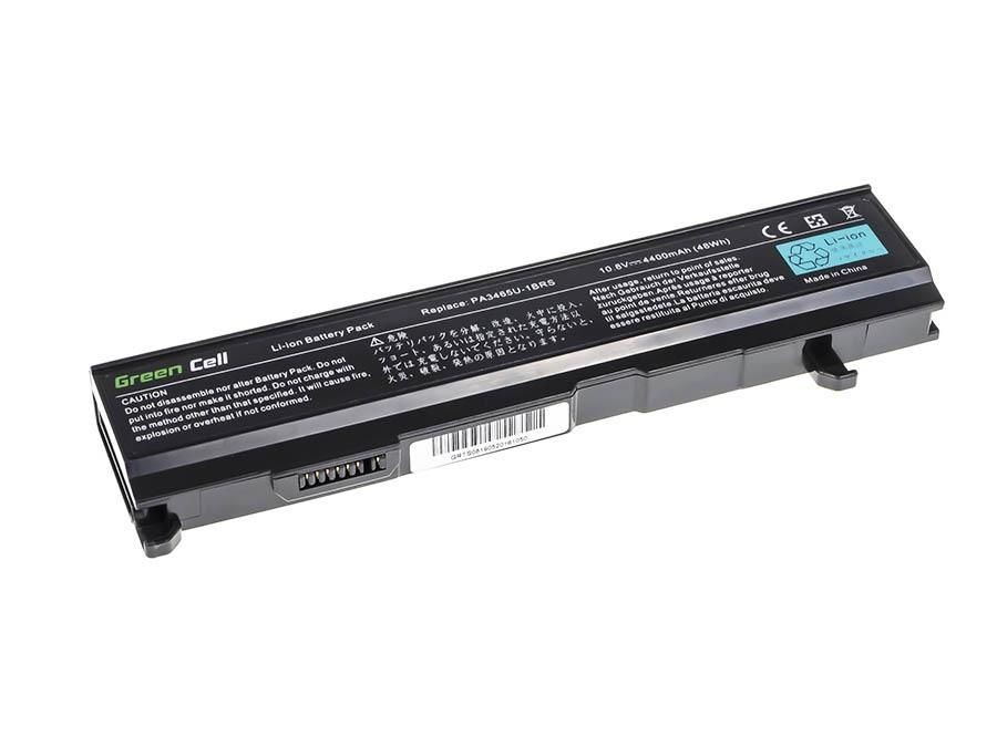 Green Cell Bateria do Toshiba A100 PA3465U-1BRS 11,1V 4,4Ah