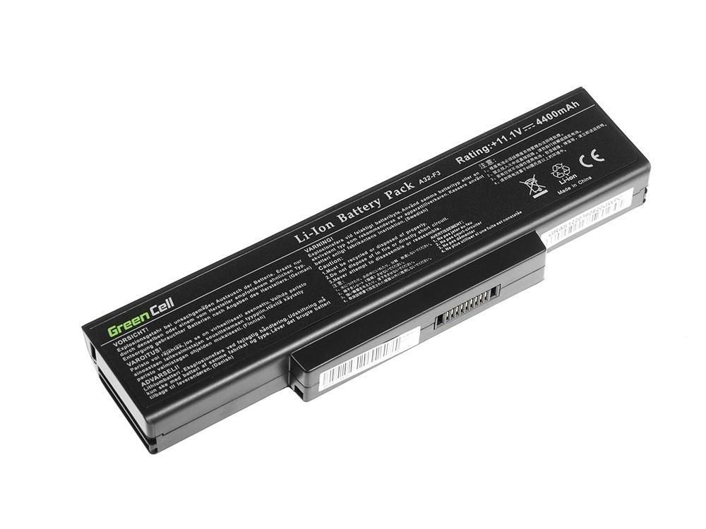 Green Cell Bateria do Asus F2 M51 A32-F3 11,1V 4,4Ah