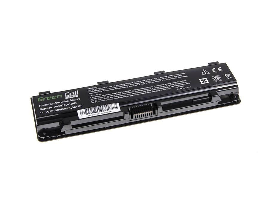 Green Cell Bateria PRO do Toshiba C850 11,1V 5,2Ah