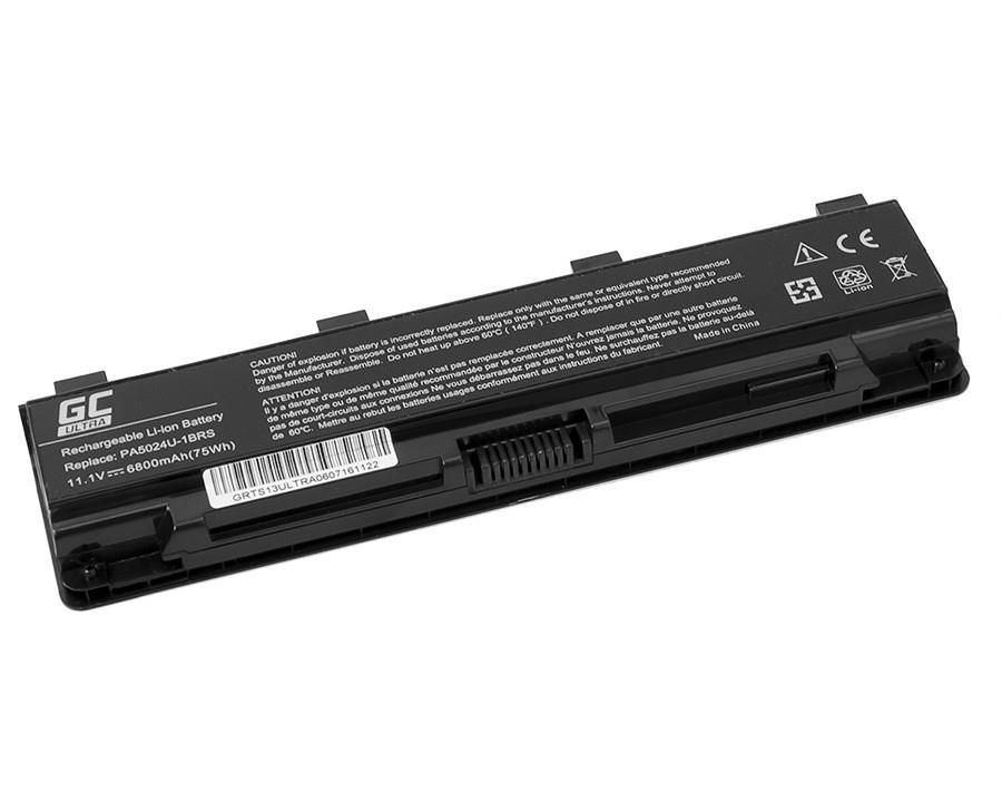 Green Cell Bateria PRO do Toshiba C850 11,1V 6,8Ah