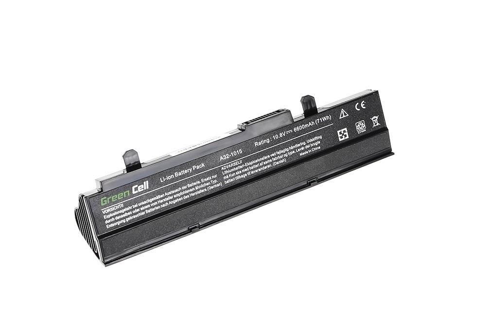 Green Cell Bateria Asus Eee-PC 1015 (black) 11,1V 6,6Ah