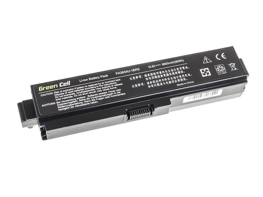 Green Cell Bateria do Toshiba C650 11,1V 8800mAh