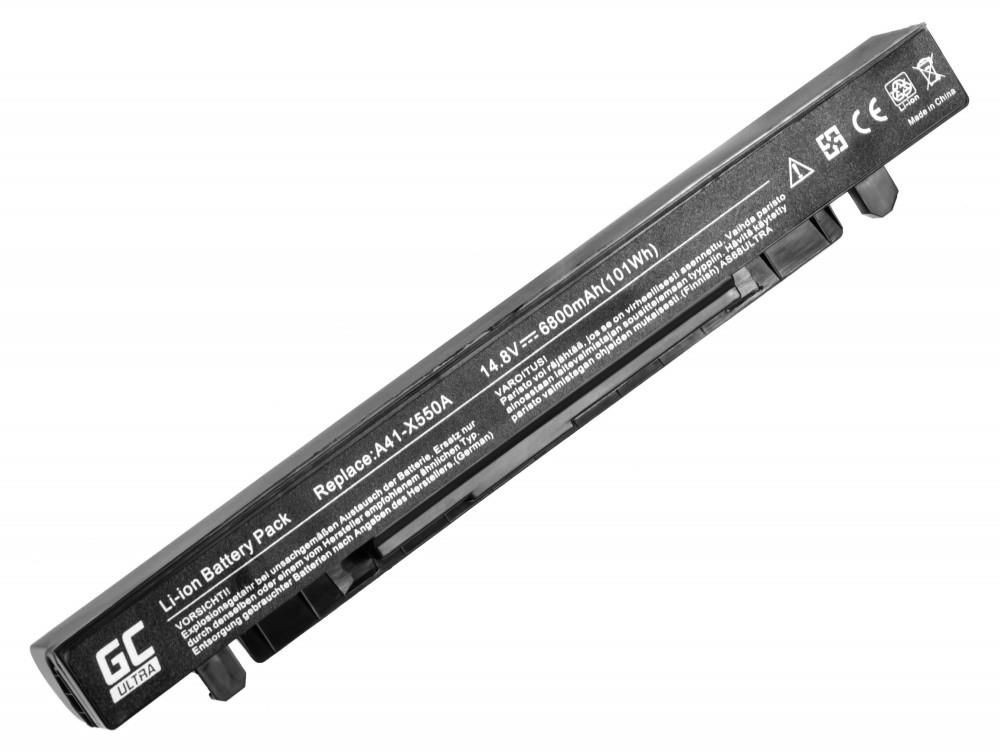 Green Cell Bateria ULTRA Asus A450 14,4V 6,8Ah