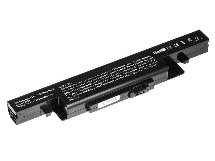Green Cell Bateria do Lenovo Y400 L11S6R01 11,1V 4,4Ah