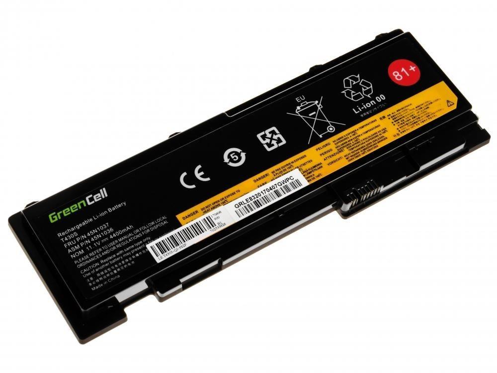 Green Cell Bateria Lenovo T430s 11,1V 3,4Ah