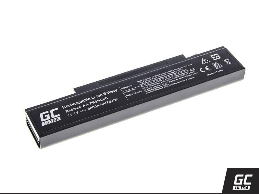 Green Cell Bateria ULTRA Samsung R519 11,1V 6,8Ah