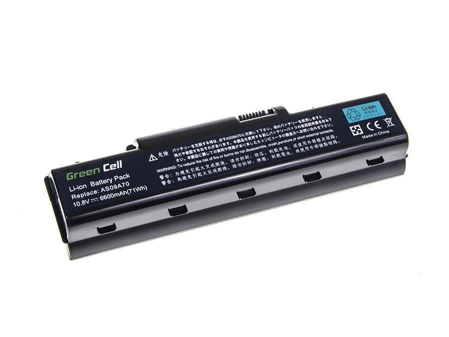 Green Cell Bateria do Acer Aspire 5532 11,1V 6,6Ah