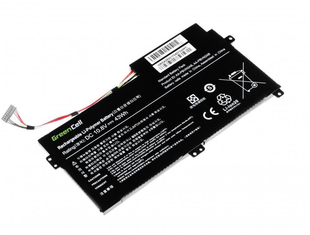 Green Cell Bateria do Samsung 370R AA-PBVN2AB 11,1V 3,4Ah
