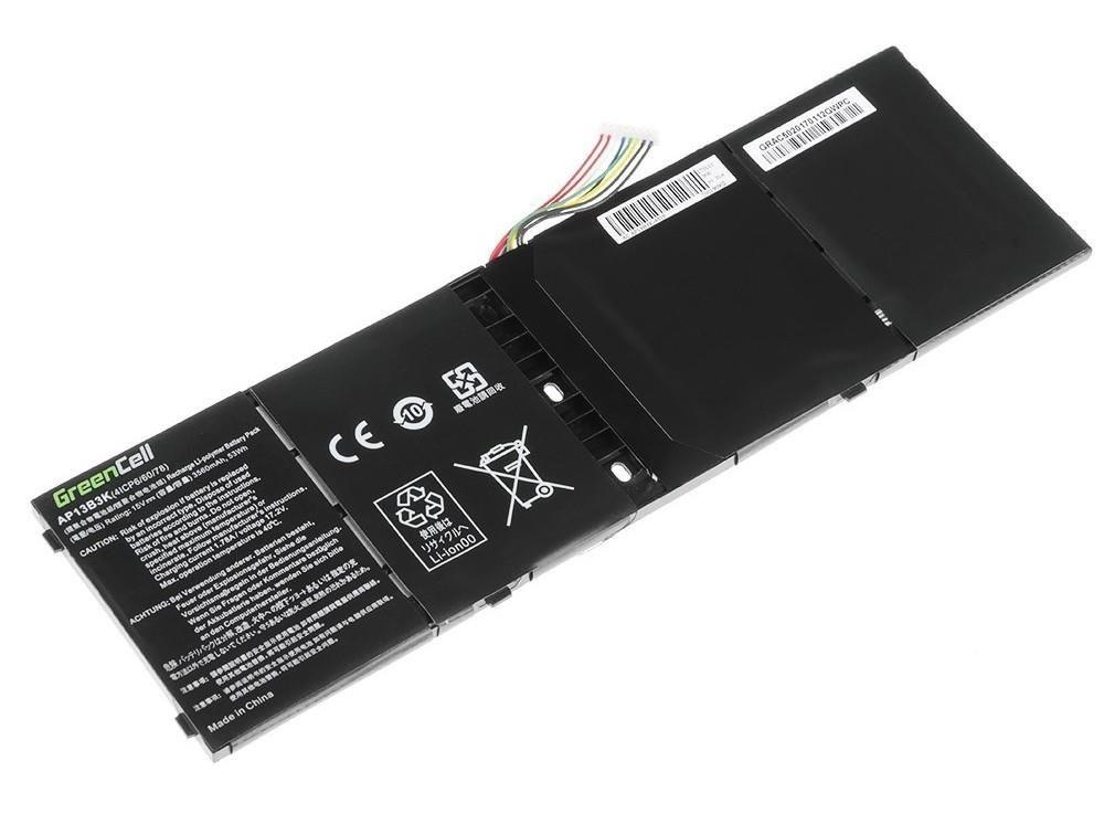 Green Cell Bateria do Acer Aspire R7-571 15V 3,4Ah