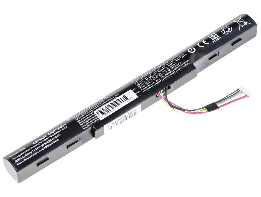 Green Cell Bateria do Acer Aspire E5-553 14,6V 2,2Ah