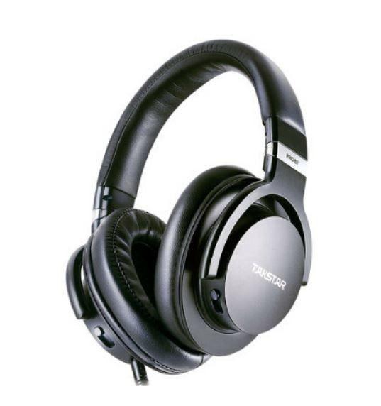 Takstar PRO 82 czarne Słuchawki nauszne