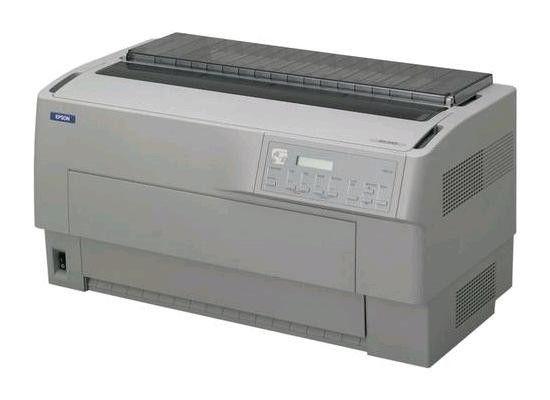 Epson DFX-9000 9 pin dot matrix printer A3 USB PAR SER 240x144dpi 1550dps