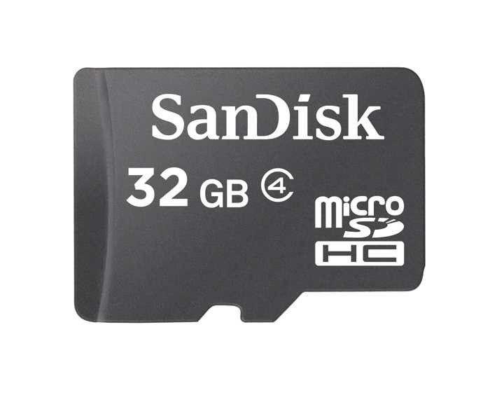 SanDisk SDSDQM-032G-B35 Sandisk karta pamięci Micro SDHC 32GB