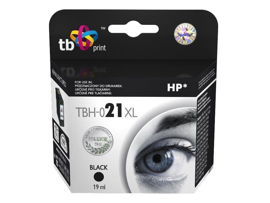 TB Print Tusz do HP Nr 21 - C9351AE TBH-021XL BK ref.