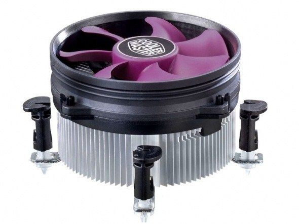 Cooler Master CPU COOLER S1150/1155/1156/RR-X117-18FP-R1