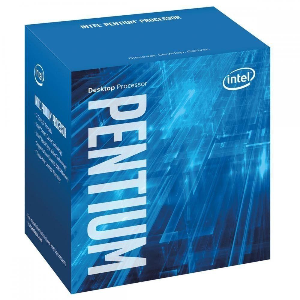 Intel Pentium G5400, Dual Core, 3.70GHz, 4MB, LGA1151, 14nm, 47W, VGA, BOX