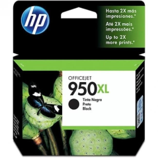 HP Tusz 950XL Black
