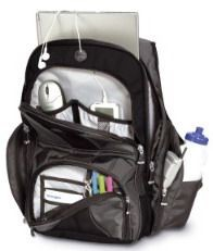 Kensington Plecak do notebooka 16'' Contour Backpack