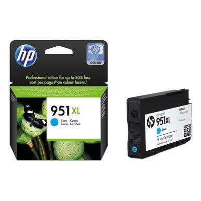HP tusz 951XL cyan (Officejet)