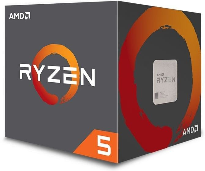 AMD Procesor Ryzen 5 2600X 3,6GH AM4 YD260XBCAFBOX