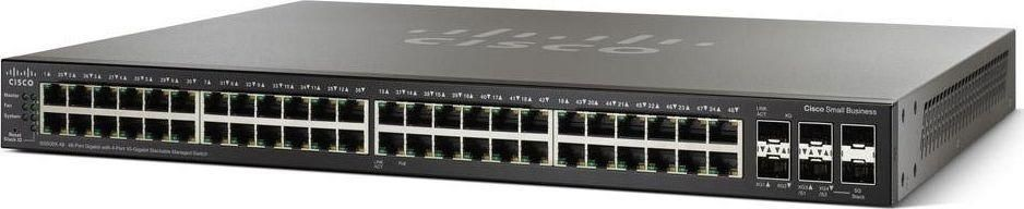 Cisco Systems *SG250X-48 switch 48x1GbE 2x10GbE 2xCombo