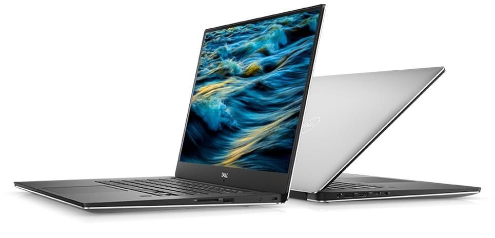 Dell XPS 15 9570 i5-8300H/8GB/128GBSSD+1TB/15,6'' FHD/NV GTX 1050/ Backlit KB/W10 2YNBD