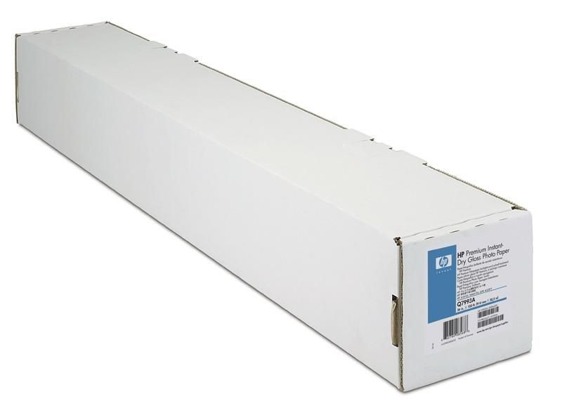 HP Premium Instant-dry Gloss Photo Paper (260g, rola 36'')