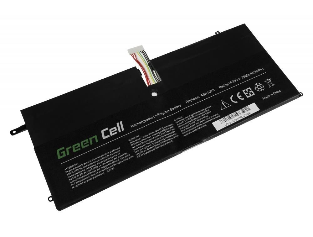 Green Cell Bateria do Lenovo X1 Carbon 14,4V 2,6Ah