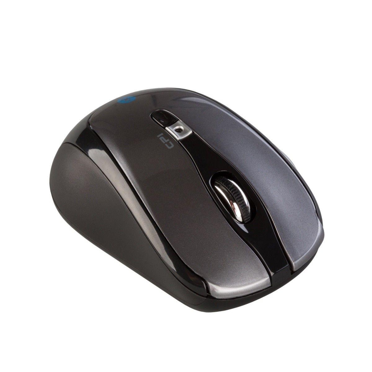 iTec i-tec Bluetouch 243 - Bluetooth optical mouse - Black 800/1200/1600 DPI